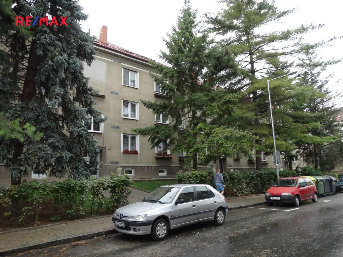 Prodej bytu 2+1 v osobním vlastnictví