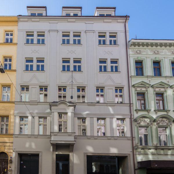 Rezidence Lublaňská, Praha 2-Vinohrady