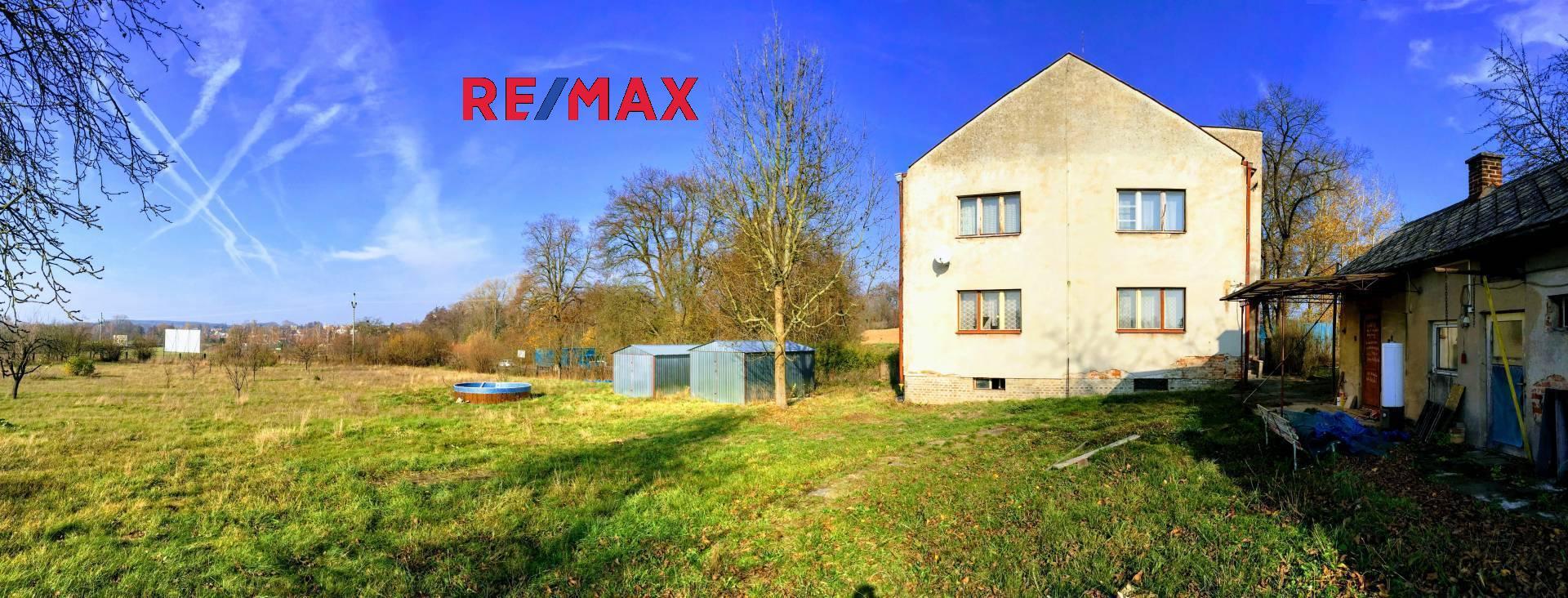 Prodej domu v osobním vlastnictví